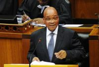 President Jacob Zuma's 2015 State of the Nation Address