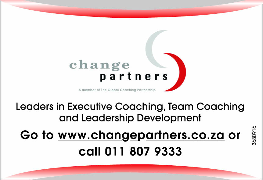 Change Partners Coaching