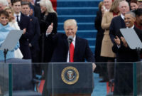 President Donald Trump's Complete 2017 Inauguration Speech